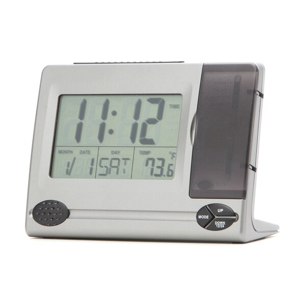 Desk Mate Clock by Chass