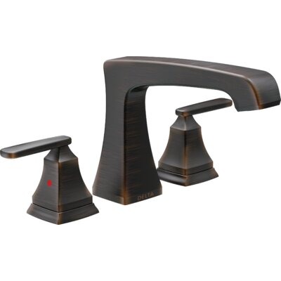 Delta Tub Filler Handle Deck Mount Trim Bronze Faucets