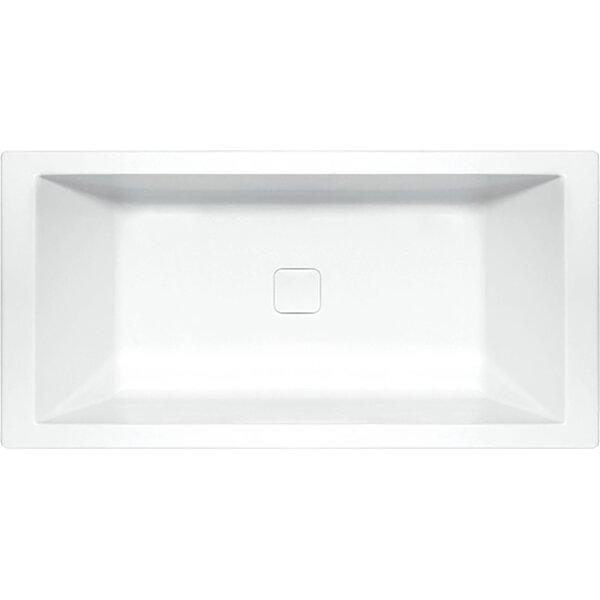 Designer Versailles  72 x 42 Soaking Bathtub by Hydro Systems