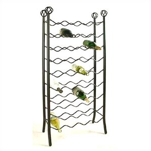 36 Bottle Floor Wine Rack by Grace Collection