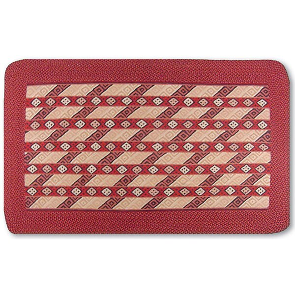 Williamson Red Area Rug by Threadbind