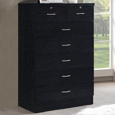 Black Dressers Amp Chest Of Drawers You Ll Love Wayfair