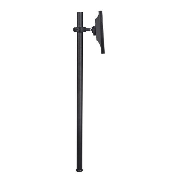 Spacedec Height Adjustable Pole Mount by Atdec