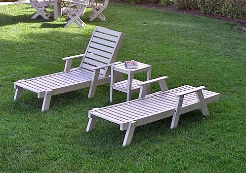 Captain Recliner  Seating Group by POLYWOOD®