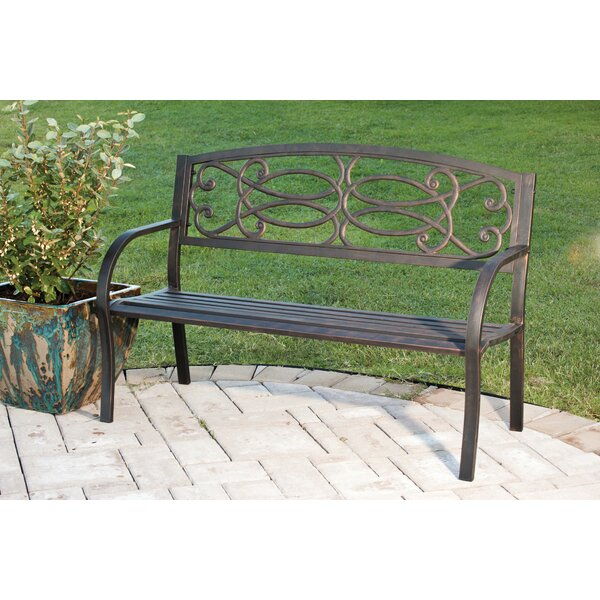 Antioch Garden Bench By Charlton Home