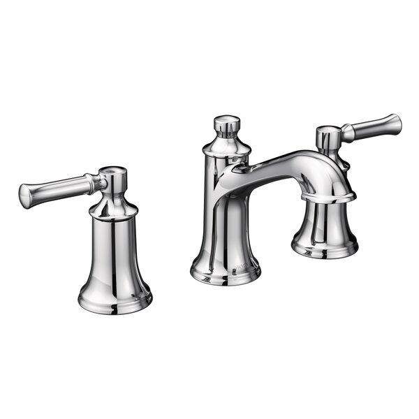 Dartmoor Widespread Bathroom Faucet by Moen