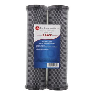 10 Micron Filter by ReplacementBrand