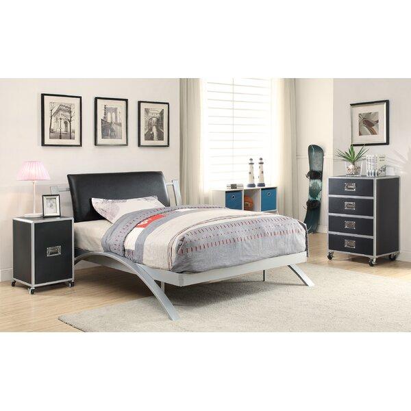 Roosevelt Panel Configurable Bedroom Set by Zoomie Kids