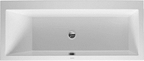Vero 67 x 30 Soaking Bathtub by Duravit