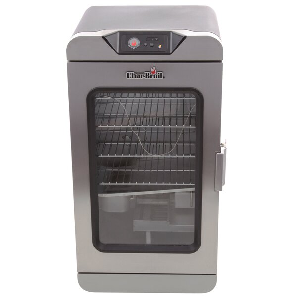 SmartChef Connected Digital Electric Smoker by Char-Broil