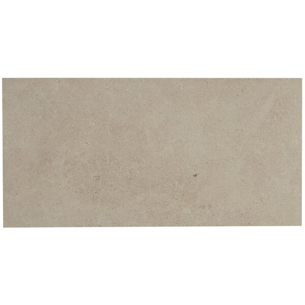 Haut Monde 12 x 24 Porcelain Field Tile in Aristocrat Cream by Daltile