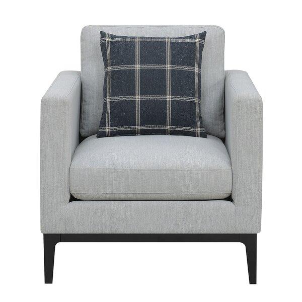 Steinbach Armchair by Gracie Oaks