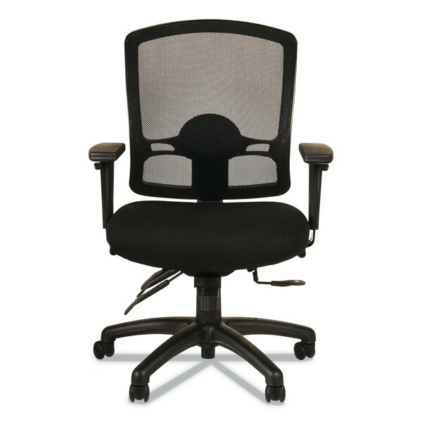 Otwell Mid-Back Multifunction with Seat Slide Mesh Task Chair