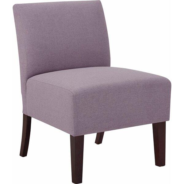 Palmetto Club Chair by Ophelia & Co.