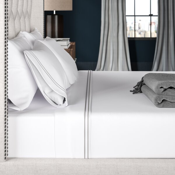 Bucklin Sheet Set by Greyleigh