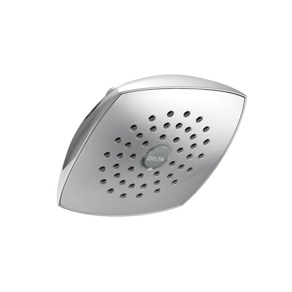 Universal Showering Components Single-Setting 2 GPM Shower Head by Delta
