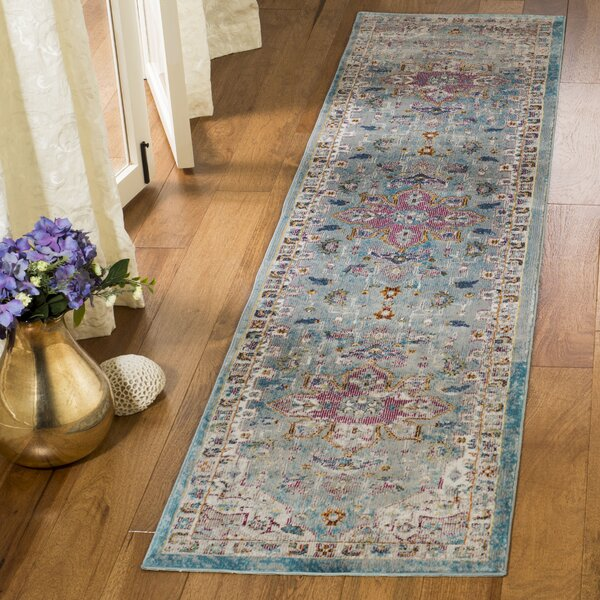 Monserrat Green Area Rug by Mistana
