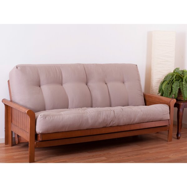 Deming Innerspring Full Size Futon Mattress By Alwyn Home
