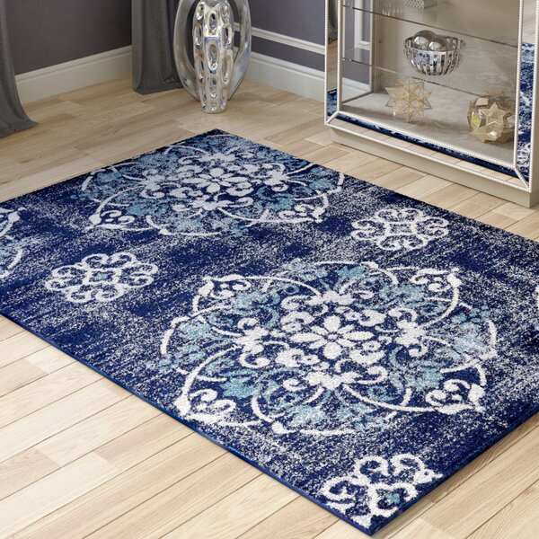 Lewinsbrook Area Rug by Rosdorf Park