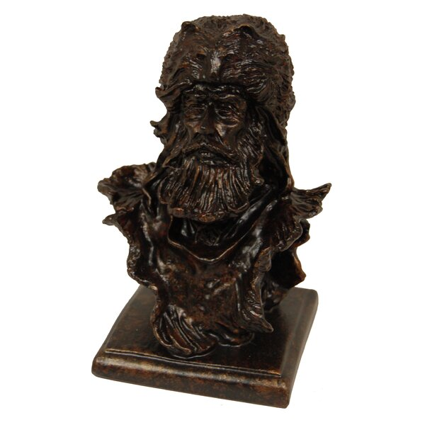 Mountain Man Bust by Craft-Tex