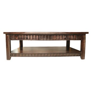 Mortenson Coffee Table with Storage