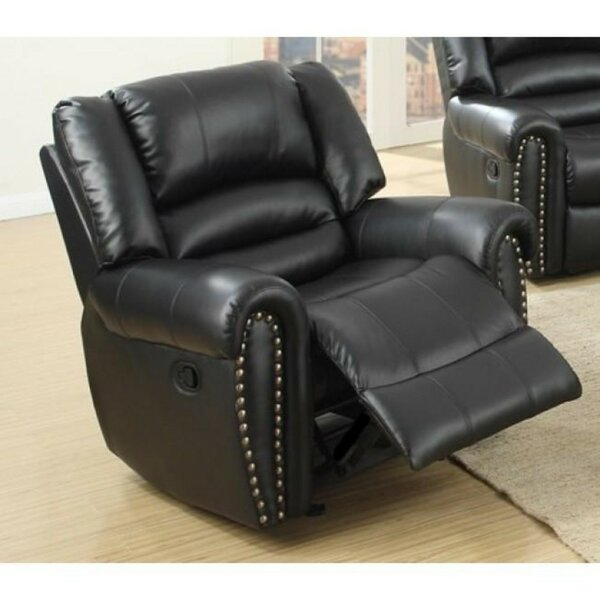 Laduke Immense Manual Glider Recliner by Alcott Hill