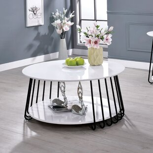 Affordable Price Bashaw Coffee Table by Wrought Studio