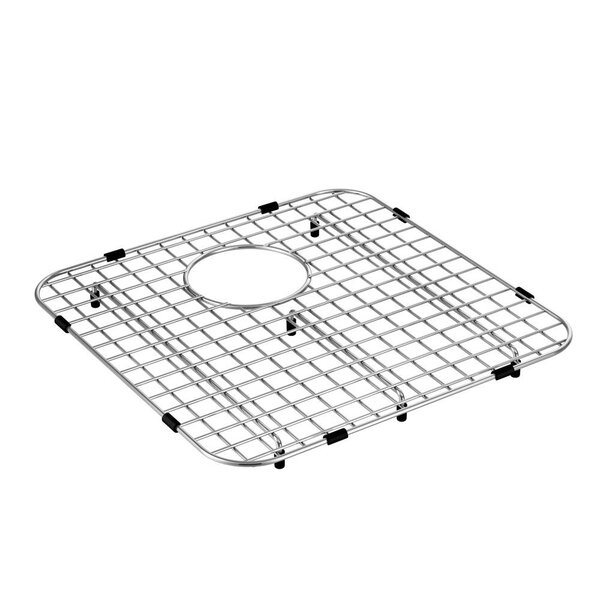 Moen® 16 x 16 Stainless Steel Bottom Sink Grid by Moen