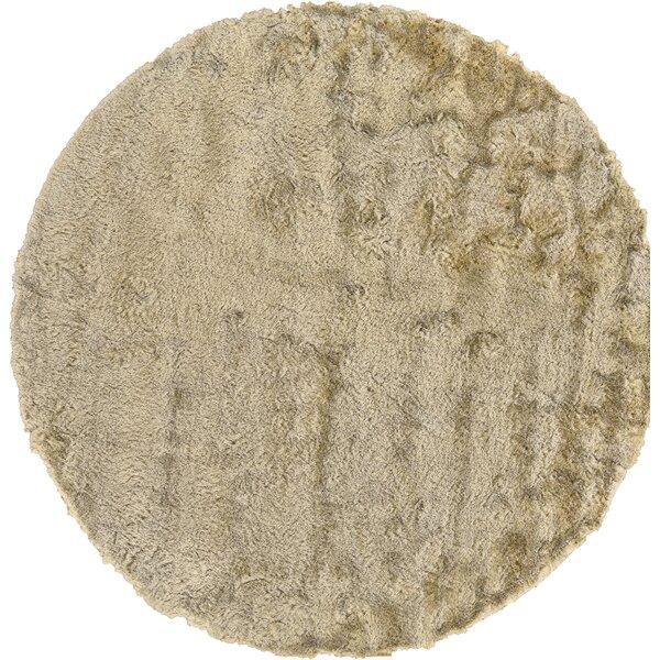 Danae Hand-Tufted Cream Area Rug by Willa Arlo Interiors