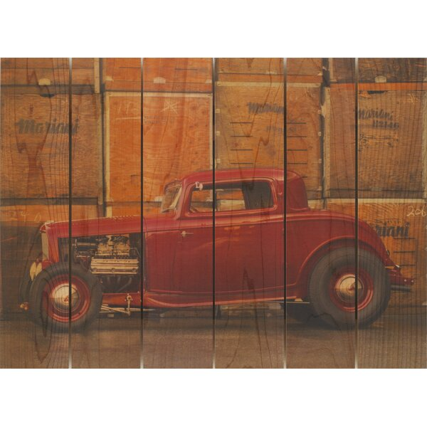 Deuce Coupe Photographic Print by Gizaun Art