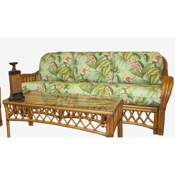 Winter Shop Montego Bay Sofa by Spice Islands Wicker by Spice Islands Wicker