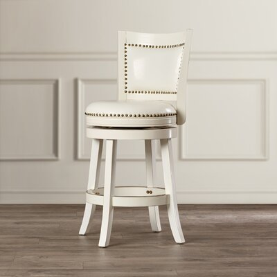 Counter 24 Quot 27 Quot White Bar Stools You Ll Love In 2020