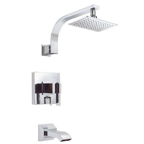 Sirius Diverter Tub and Shower Faucet Trim by Danze®