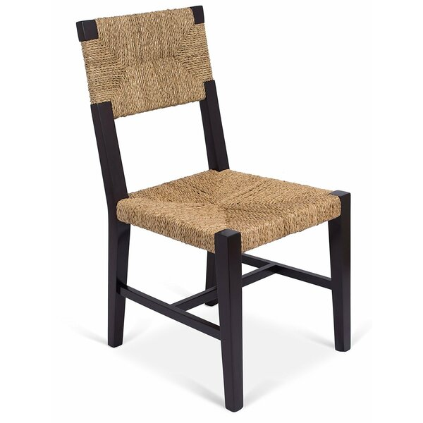 Rush Weave Dining Chair (Set of 2) by BirdRock Home