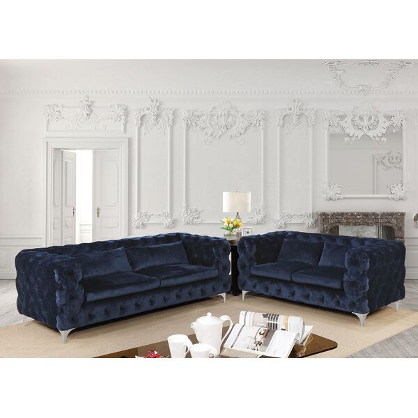 Attleboro Configurable Living Room Set by Everly Quinn