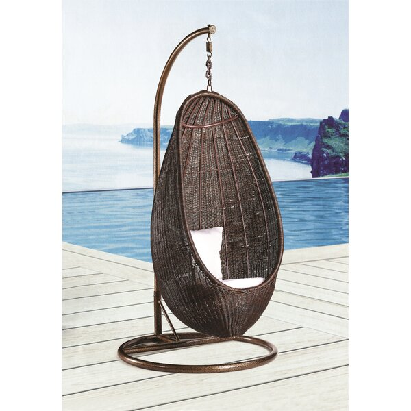 Swing Chair with Stand by Fine Mod Imports