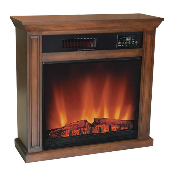 The Ainsley Electric Fireplace by Comfort Glow
