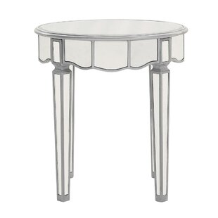 Affordable Orpha Contemporary End Table By Rosdorf Park