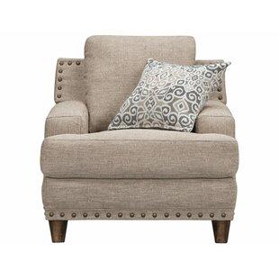 Best Burke Armchair by Three Posts