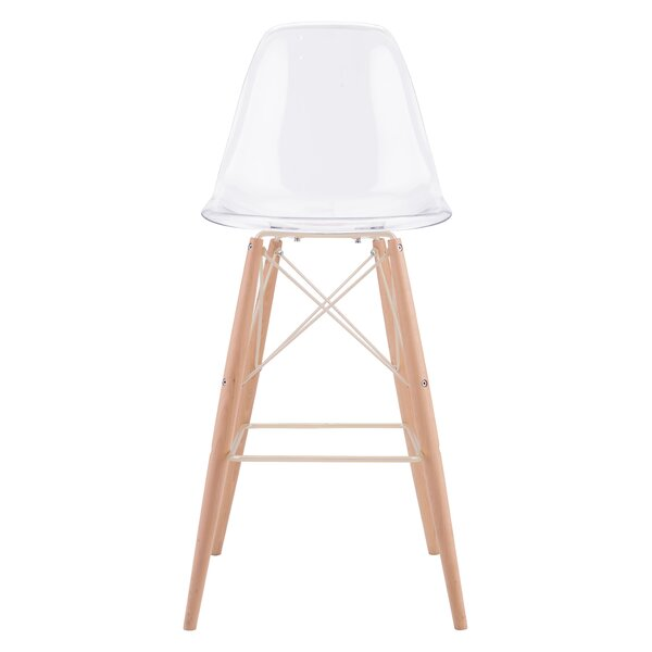 Jakob 29.9 Bar Stool by Brayden Studio