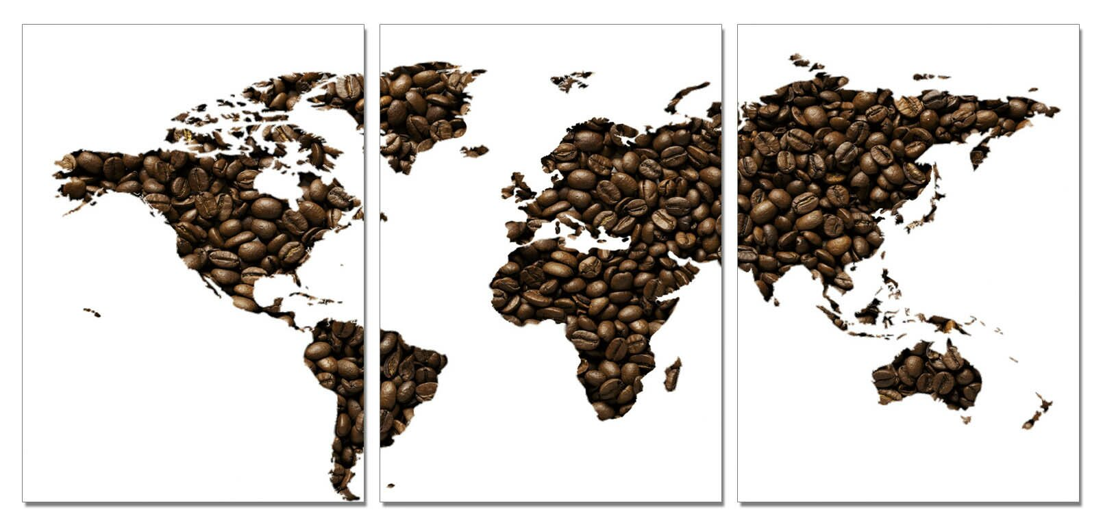 World Map Coffee World Map Bacon World Map Beer World Map Tee - World map 3