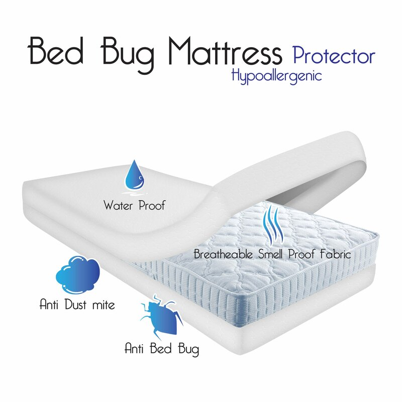 covers product bug buy detail protection walmart protector bed good quality mattress