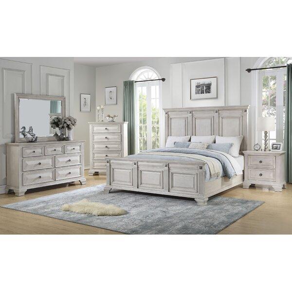 Ashkum Platform 5 Piece Bedroom Set by Darby Home Co