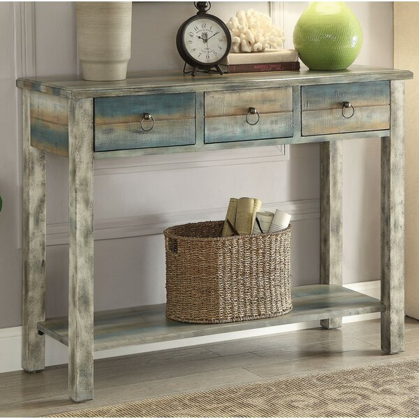 Deals Wes Console Table
