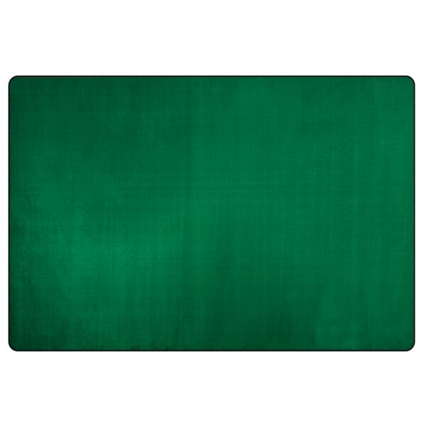 Americolors Clover Green Area Rug by Flagship Carpets