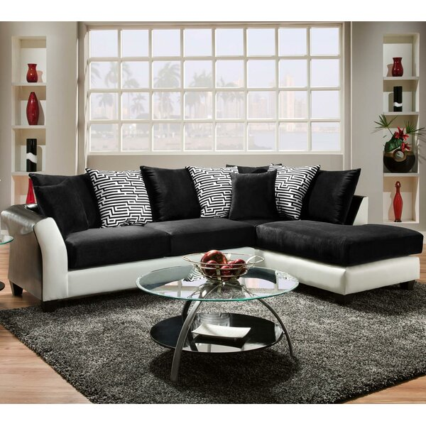 Chidley Right Hand Facing Sectional By Latitude Run