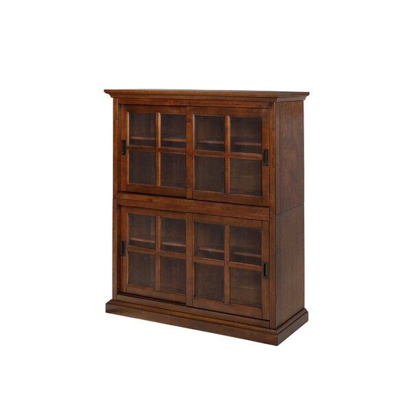 Fennell Stackable Standard Bookcase by Darby Home Co