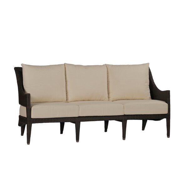 Athena Patio Sofa with Cushions by Summer Classics