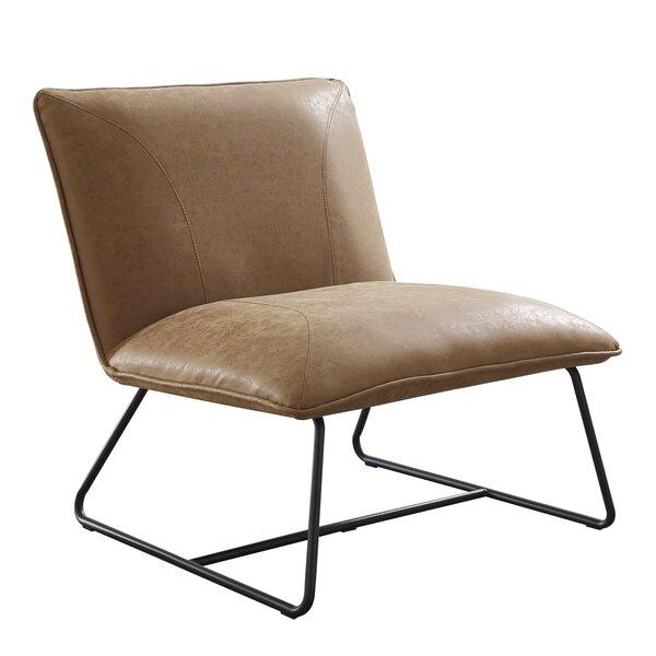 Gracinha Slipper Chair by Wrought Studio Wrought Studio™