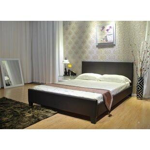 Upholstered Platform Bed ByGreatime